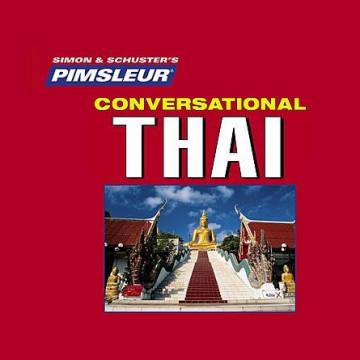 pimsleur conversational thai